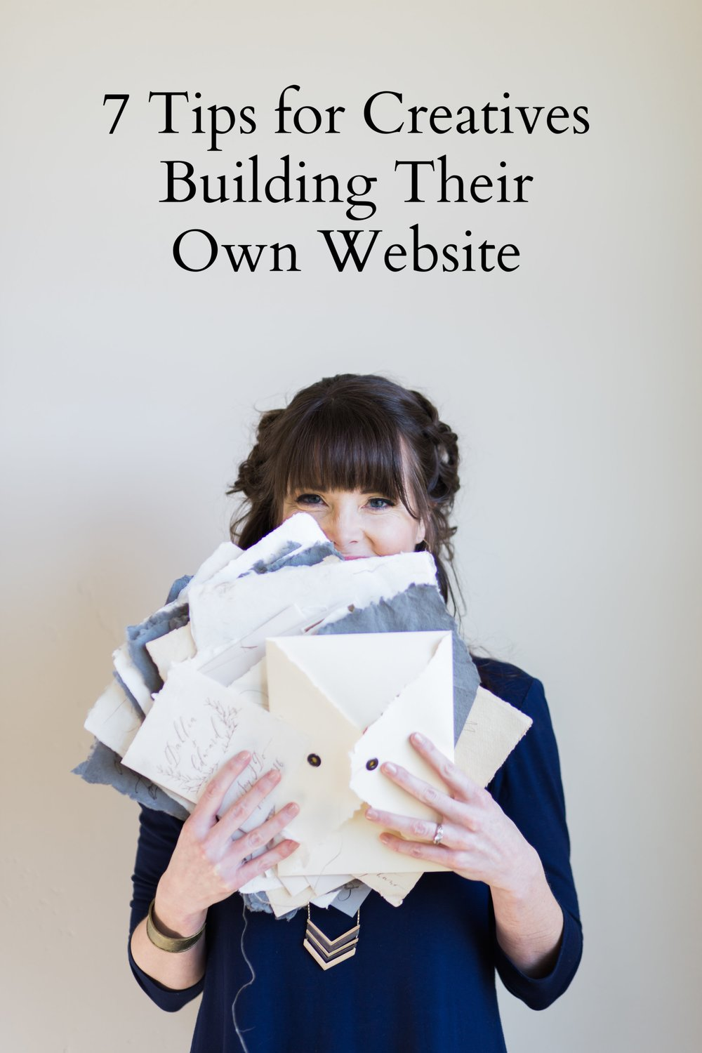website tips from Sarah Pearl Studio