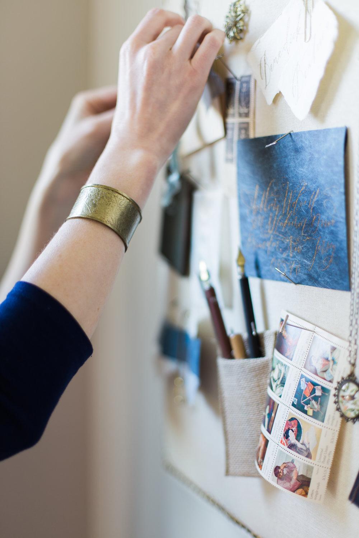 Sarah Pearl Studio | Fine Art Calligraphy