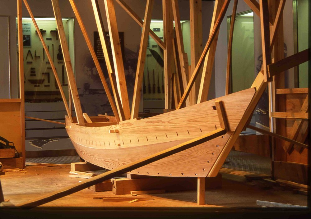 - Come join us for the start of our new lecture series! On February 28th at 6pm, Douglas Brooks, a boatbuilder, writer, and researcher who specializes in the construction of traditional wooden boats, will be giving a public lecture. He will talk about his experiences apprenticing with some of the last Japanese boatbuilders to learn their traditional craft and he'll have copies of his new book available for purchase. To see photos of his boats and learn more about his research, you can visit his website.The lecture costs $10. You can buy tickets at the door or purchase them hereon the website.Us lucky apprentices will also get to participate in a demo the following day. More to come on that in a future post.Photo Credit: Douglas Brooks