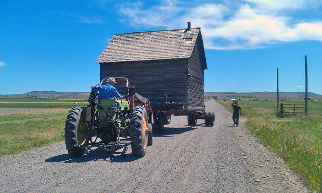 Tractor & Cabin Moving.jpg