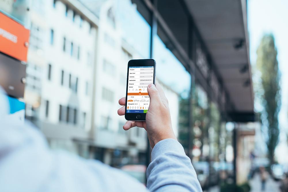 Mobile-commuter-survey-vehicle-occupancy