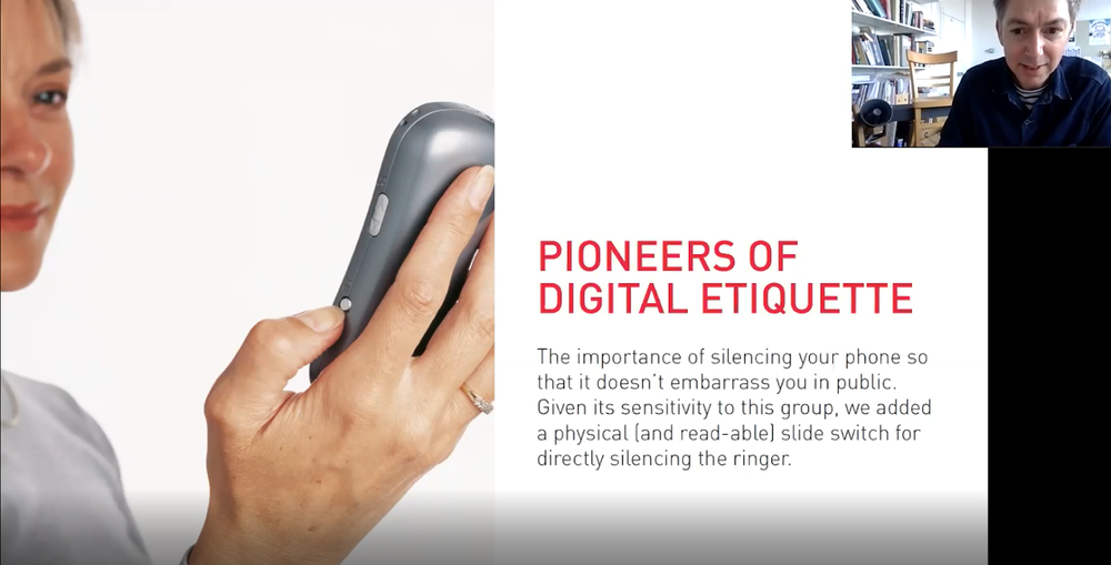 PIONEERS OF DIGITAL ETIQUETTE PRESENTATION SCREENSHOT