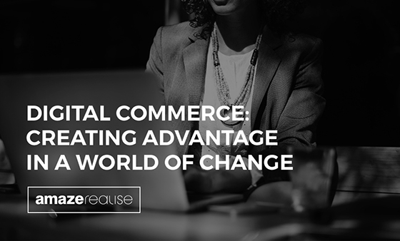 Take a look at our latest whitepaper to create your digital commerce advantage - WORK: WHITEPAPER