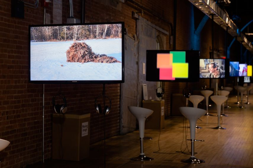 moving image art fair (US)