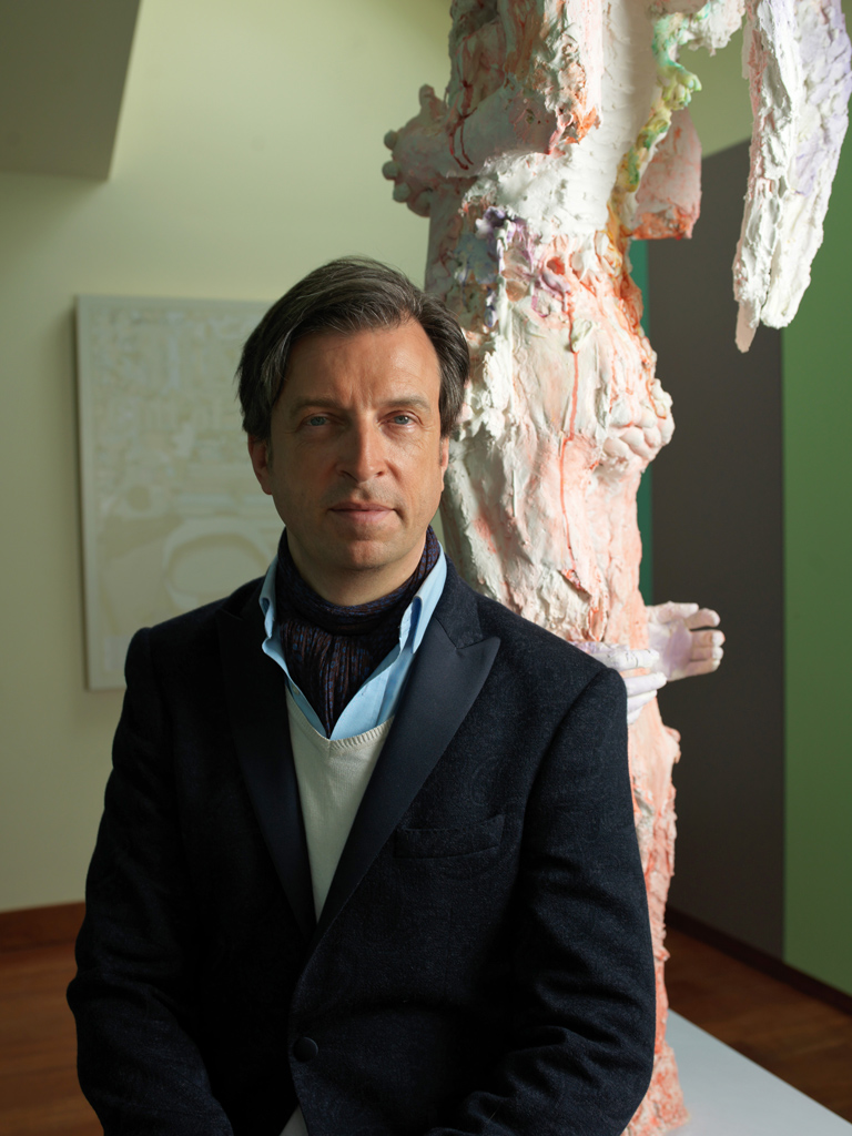 alain servais | art collector