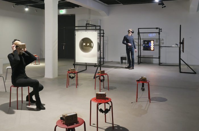 Mercury ,exhibition view Banz&Bowinkel