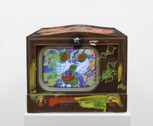 Eye Television, 2005.Photographer: Benjamin Blackwell, © Nam June Paik Estate, courtesy of Gagosian Gallery