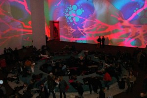 Pipilotti Rist: Pour Your Body Out