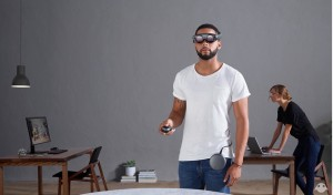 Magic Leap One, Lightwear. Courtesy of Magic Leap.