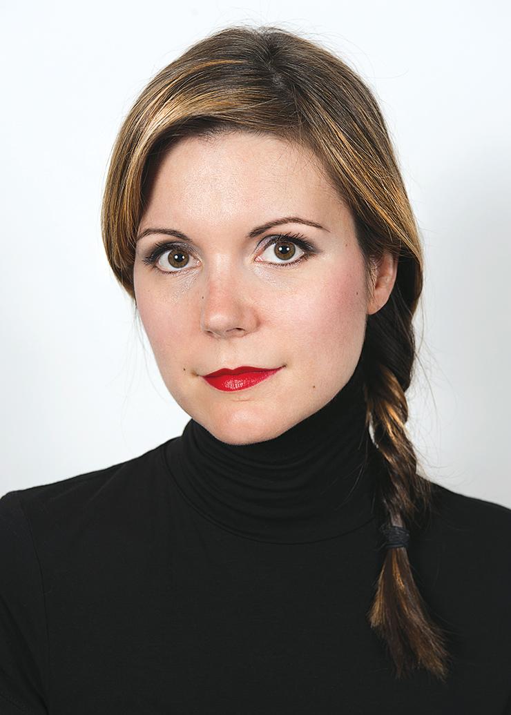 SARA LUDY (US)