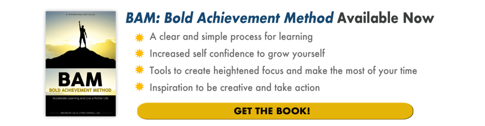 BAM: Bold Achievement Method available on Amazon now