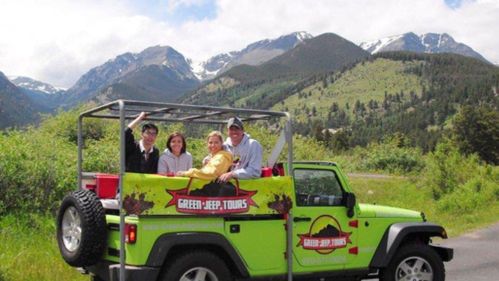 Rocky Mountain Jeep Tours