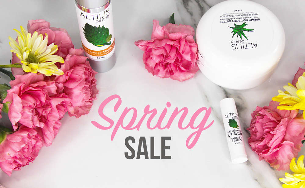 Spring into beautiful skin - Get 10% off orders $100+ with code SPRING10Get 15% off orders $150+ with code SPRING15