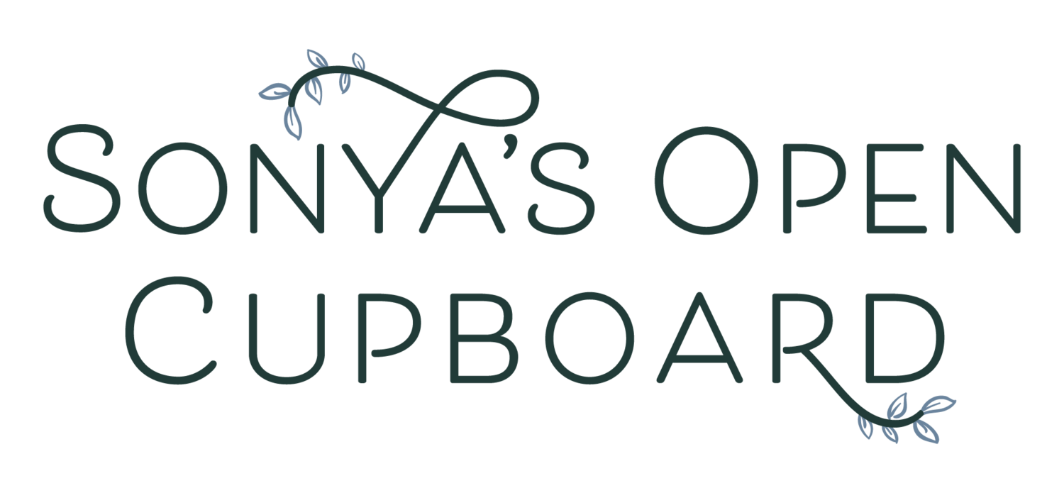 Sonya's Open Cupboard