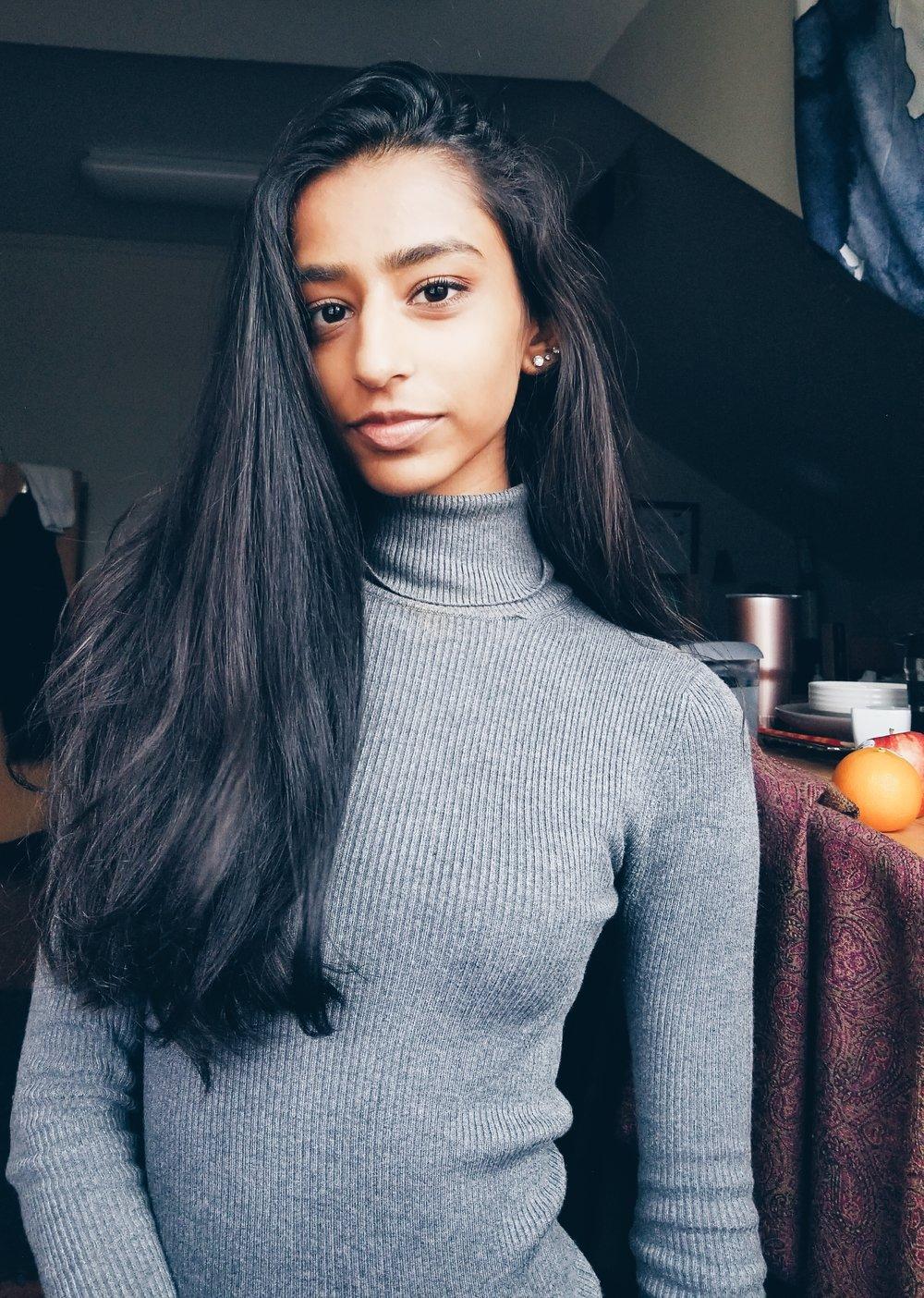 Amrita Sridhar '21