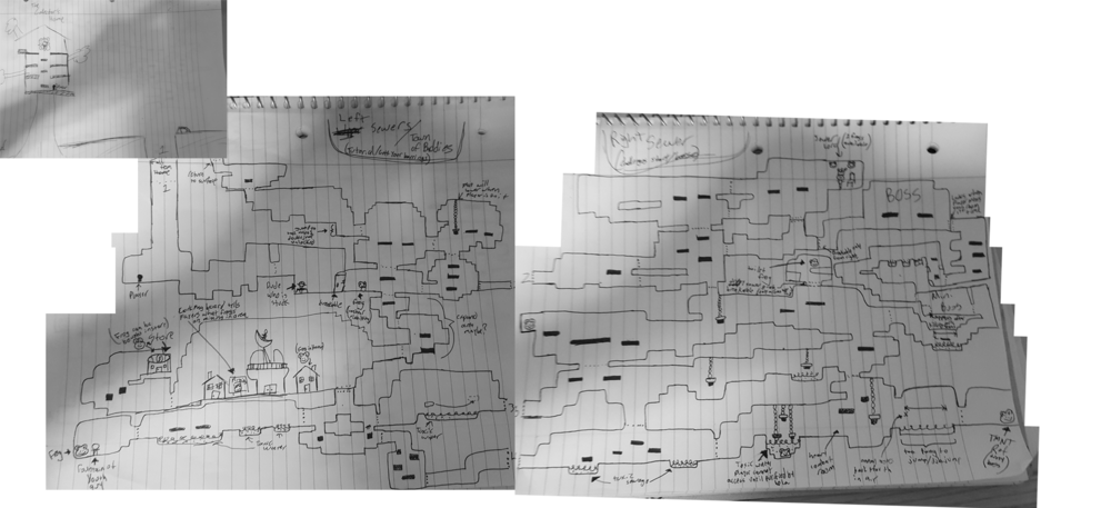 Paper First Pass of Toxic Sewer Map