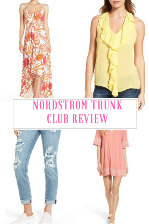 Nordstrom Trunk Club Review