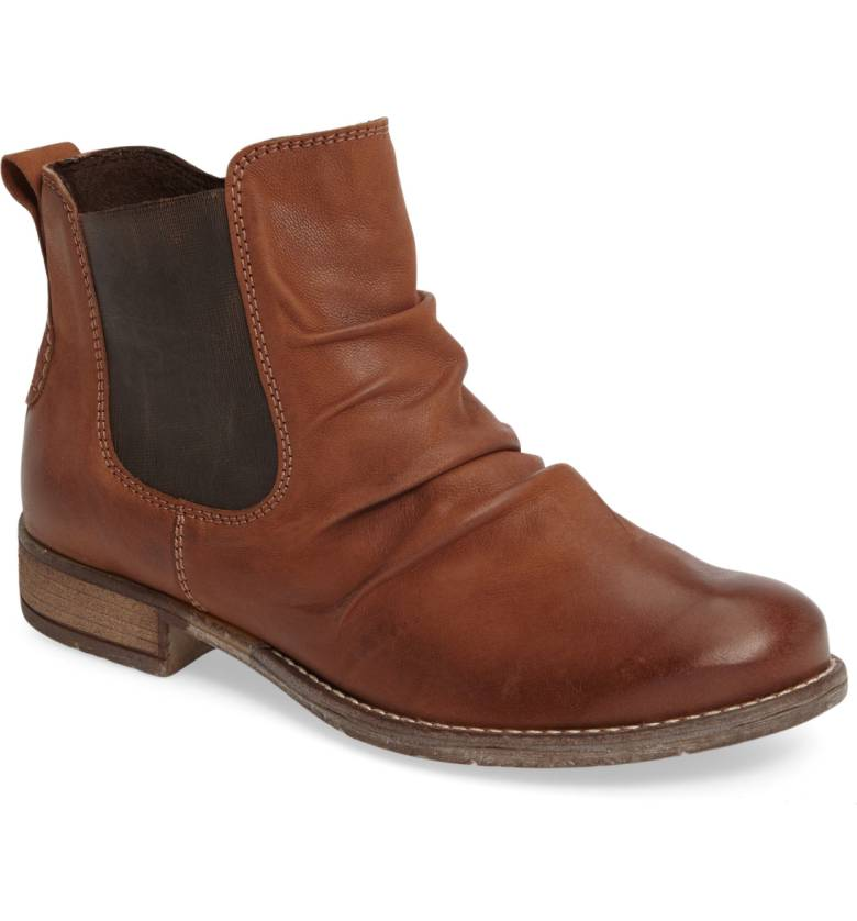 Sienna 59 Slouchy Chelsea Bootie