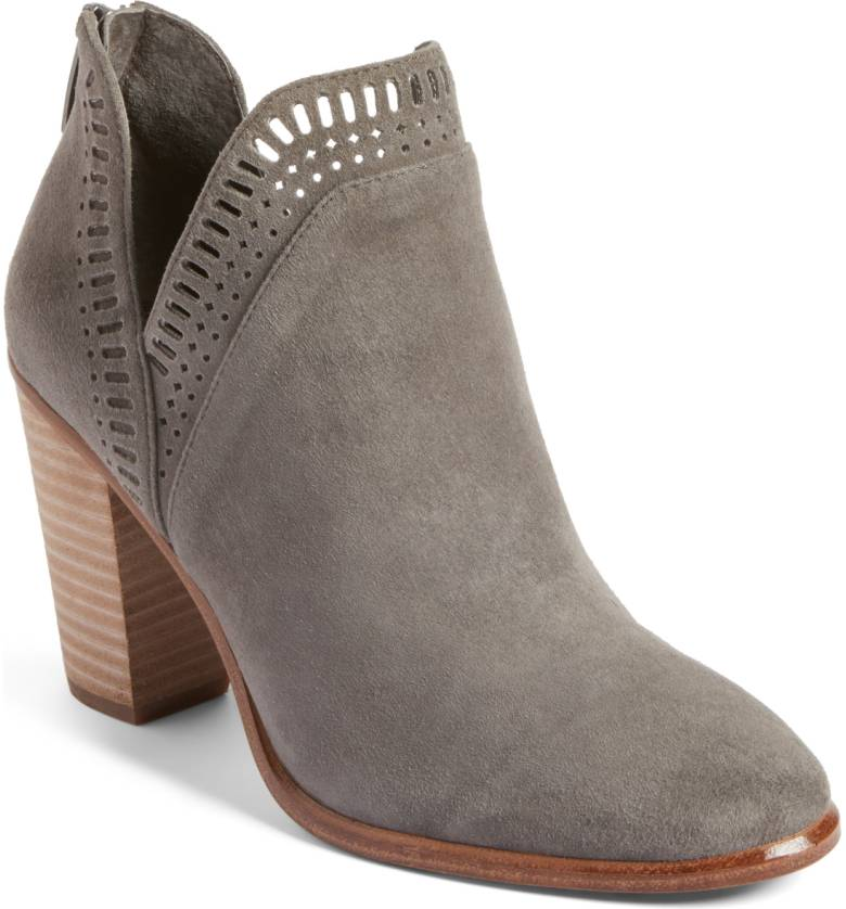 Fileana Split Shaft Bootie by VINCE CAMUTO