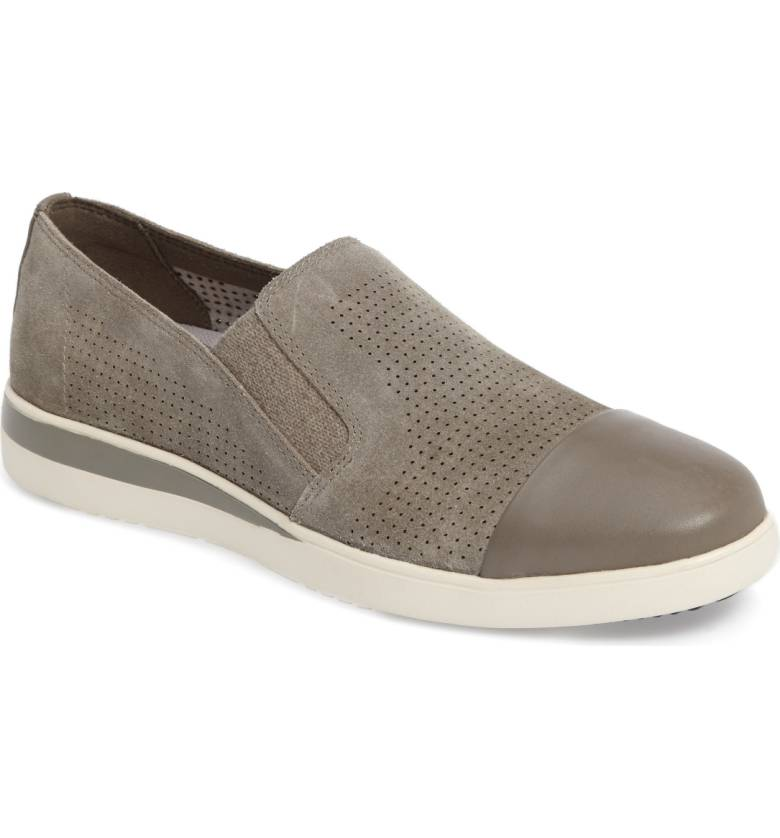 Women's Ed Ellen Degeneres Aviana Cap Toe Slip-On Sneaker