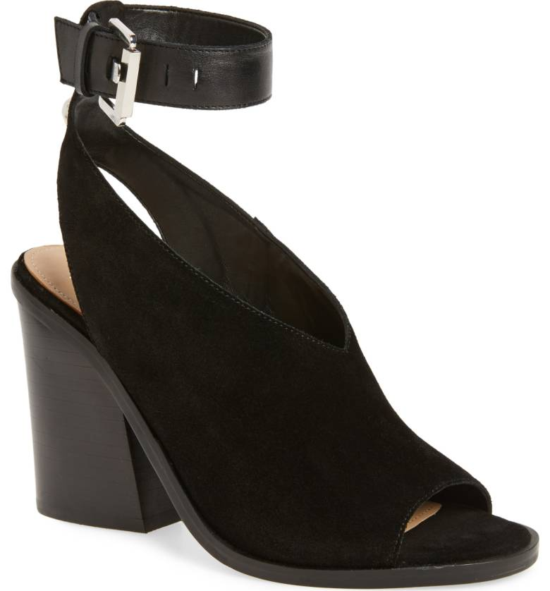 Vidal Ankle Strap Sandal MARC FISHER LTD