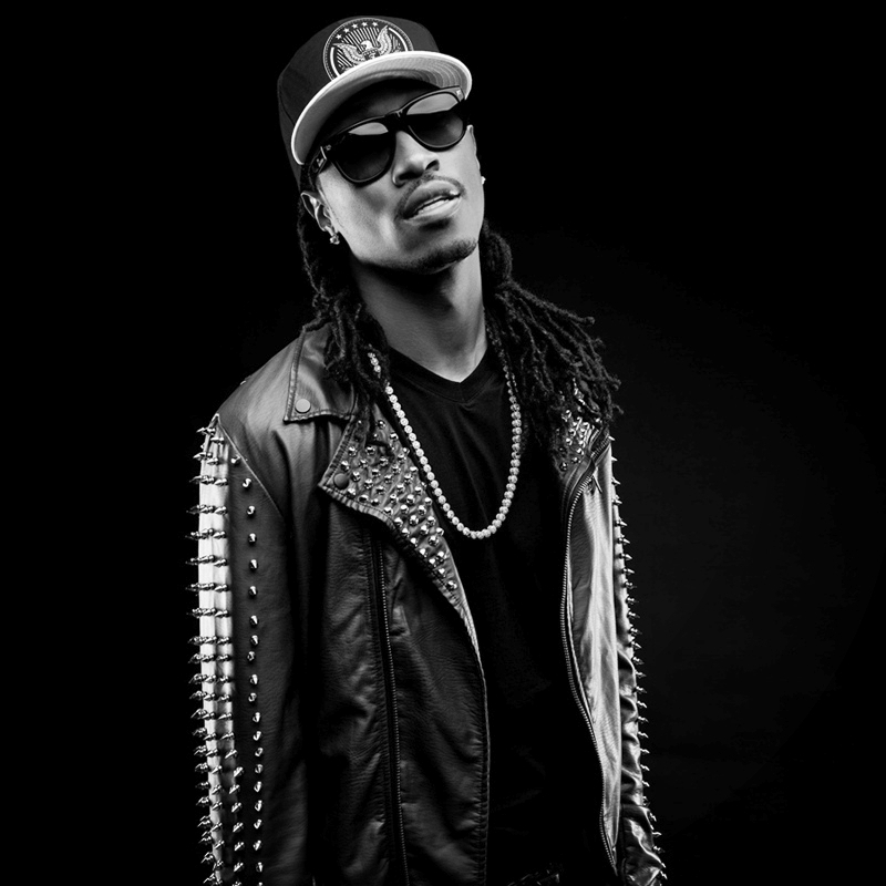 Future - Future is an American rapper and singer from the Kirkwood neighborhood of Atlanta, Georgia, who is signed to Epic Records, A1 Recordings and his own label Freebandz. After releasing a series of successful mixtapes between 2010 and 2011, Future signed a major label deal and in April 2012 released his debut album Pluto to positive reviews. The album spawned 5 singles, which charted on the Billboard Hot 100, and was later re-released in November as Pluto 3D. SHP started working with Future in 2012, with plans to bring him back for more.