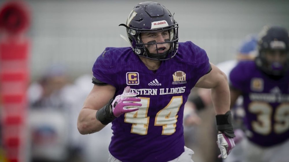 BRETT TAYLOR - LINEBACKERS  The pride of his hometown Macomb, IL, Taylor finished his senior season at Western Illinois University in 2017 as one of the most prolific linebackers in program history. His senior season earned him numerous honors, which include: First Team All-America (STATS),  Walter Camp Football Foundation All-America Team. First Team All-America (College Sports Madness), Second Team All-America (Associated Press), Finished 7th in the Buck Buchanan Award voting (National Defensive Player of the Year),  First Team All-Missouri Valley Football Conference, First Team Academic All-MVFC, Missouri Valley Football Conference President's Council Academic Award,  MVFC Commissioner's Academic Excellence Award, MVFC Honor Roll. After the 2018 NFL Draft, Taylor was invited to numerous rookie mini-camps across the league, choosing to head north for the reigning NFC North Division Champion Minnesota Vikings.  Taylor's No. 1 sports highlight was in high school hurdling two offensive linemen on the same play and tackling both the quarterback and running back in a high school playoff game his 2012 senior season.   Brett Taylor is the head linebackers coach for the I-72 DO OR DIE PROSPECT SHOWCASE. Taylor's ready to make all prospects #HippoUp