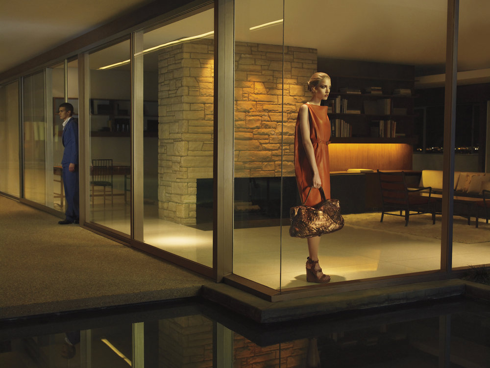 Larry Sultan ,   Bottega Veneta #3,  2008, © The Estate of Larry Sultan, courtesy Galerie Thomas Zander, Cologne