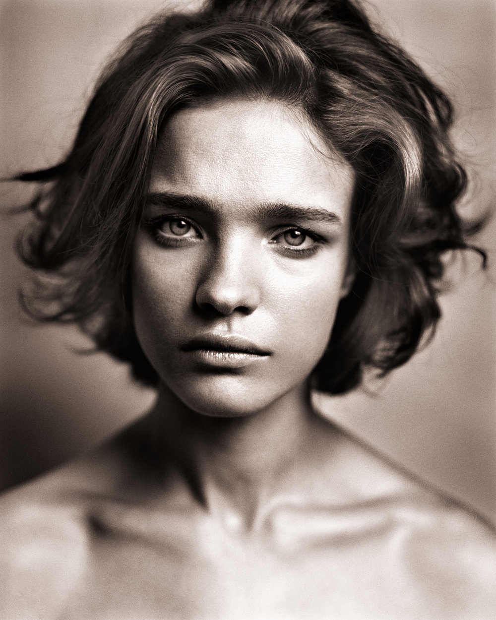 Natalia, © Vincent Peters / Courtesy of CAMERA WORK