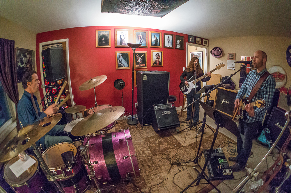 Bump Band Practice