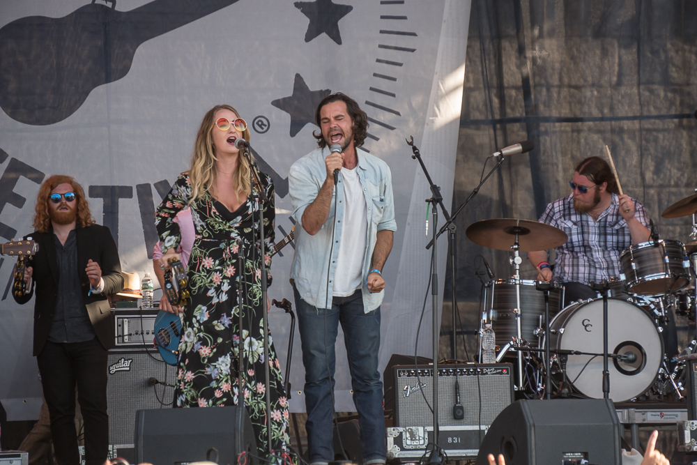 Margo Price and Zach Williams