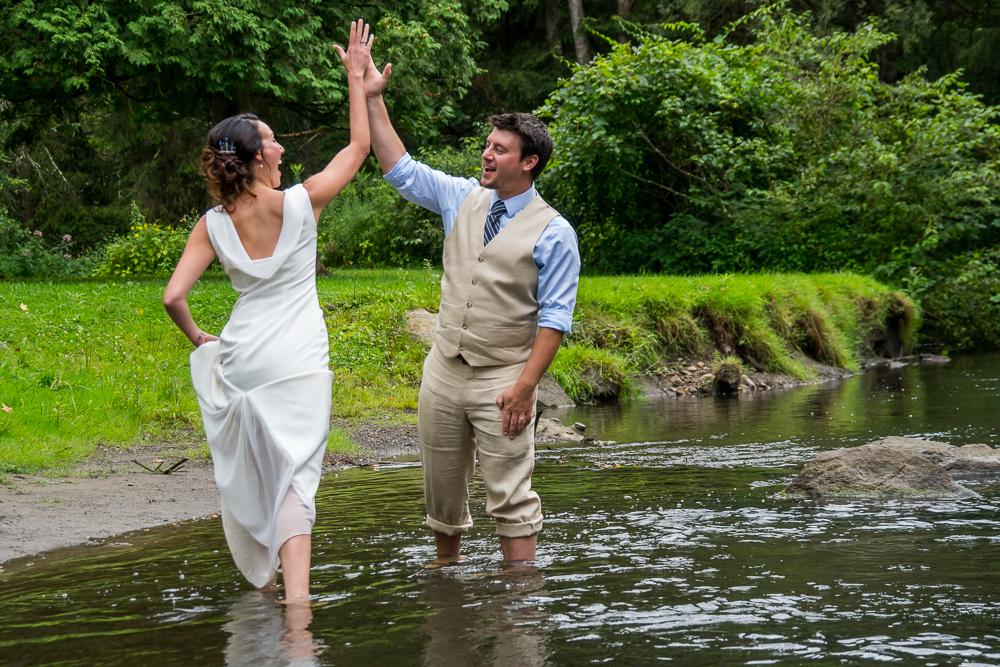 Russ and Lindsey Wedding