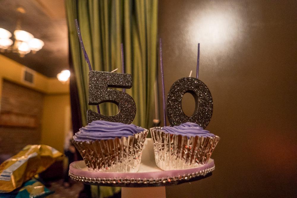 Cheryl's 50th BDL