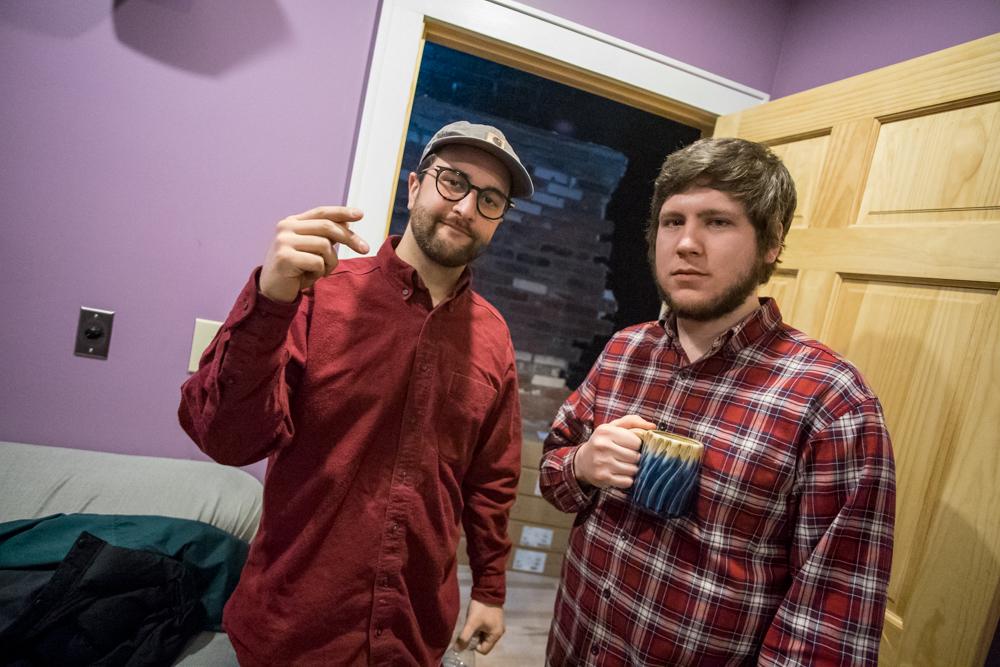 Matt and Connor BDL