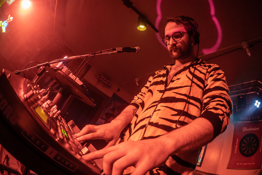 DJ Griffbot - Bryan Lasky