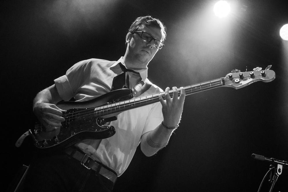 Joshua Hedley and The Headliners - Bryan Lasky