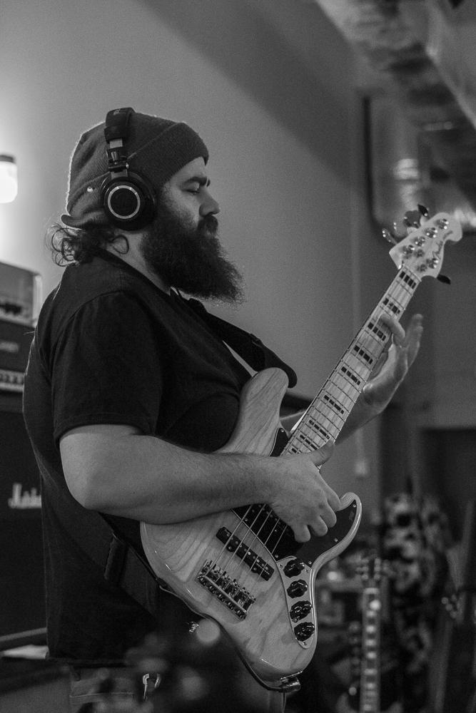 Bendt Recording Bryan Lasky