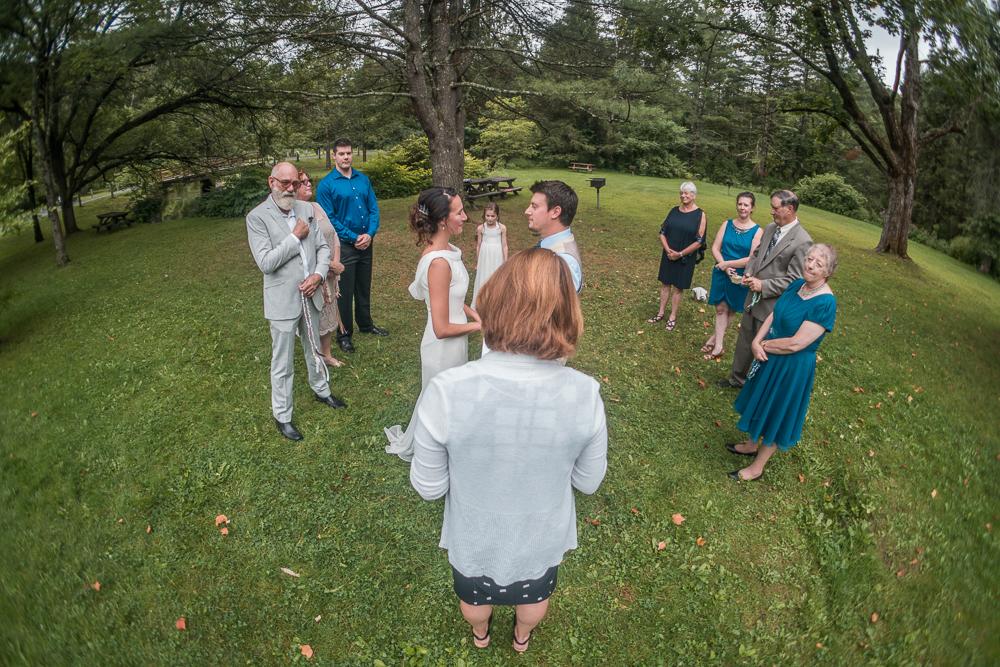 Lindsey and Russ Wedding - Bryan Lasky