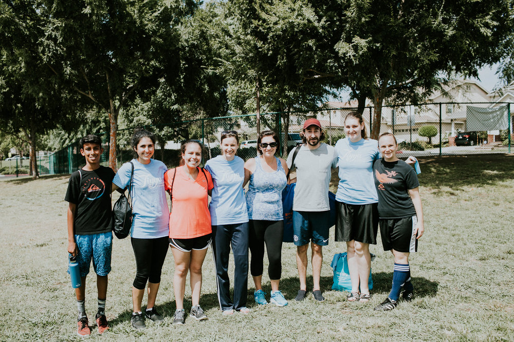 Tiyya's amazing volunteer soccer coaches who make the soccer program what it is!!  Click here to apply to be a soccer coach .