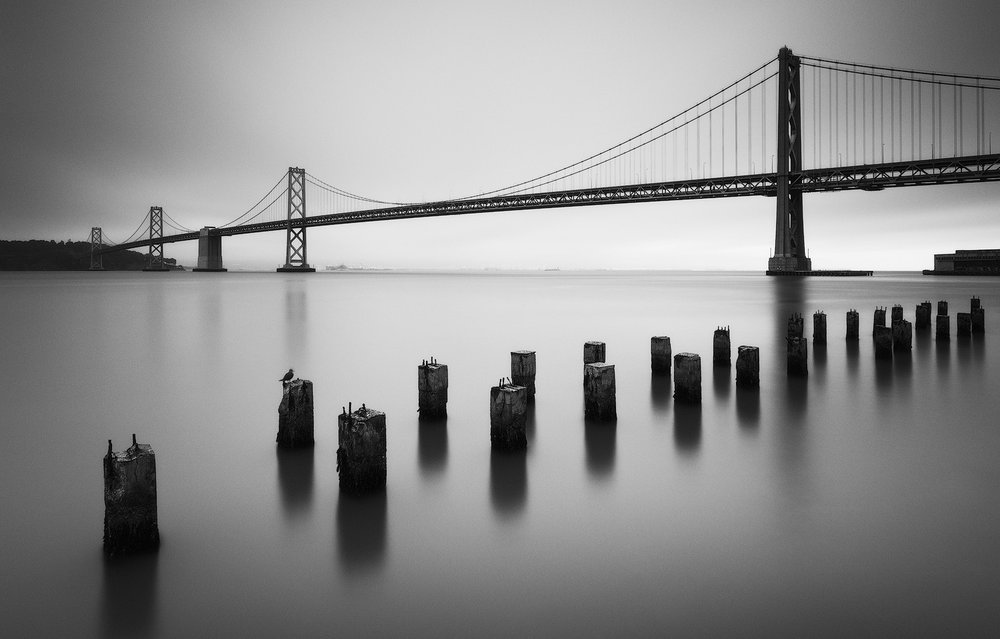 SAN FRANCISCO PHOTO WORKSHOP BAY BRIDGE