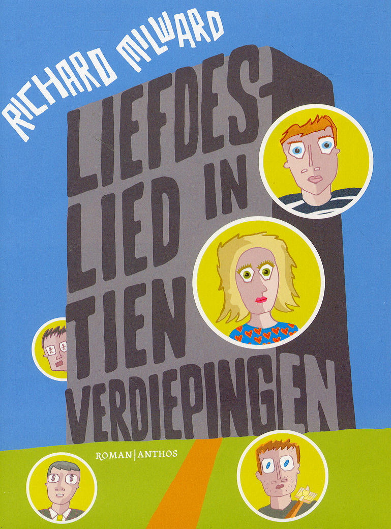 LIEFDES LIED IN TIEN VERDIEPINGEN (AMBOS ANTHOS, DUTCH EDITION)