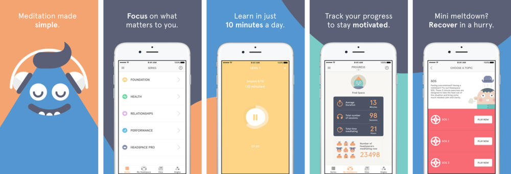 Headspace by Headspace Meditation