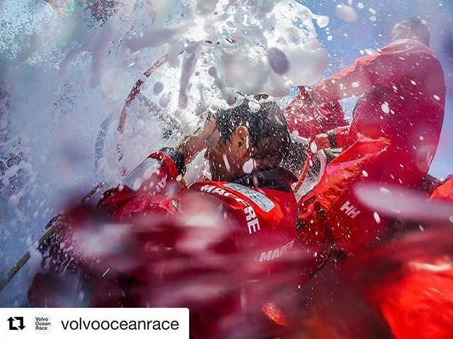#Repost @volvooceanrace (@get_repost) ・・・ When the first day back at work hits you like 🙇 . . 📸 @edneyap // #vor #volvooceanrace