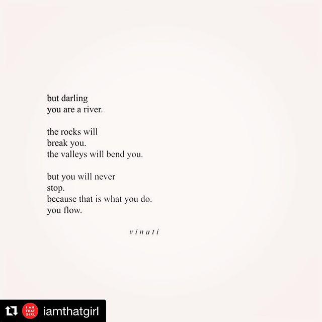 Thank you for the reminder @iamthatgirl 🙏🏻✨💗 . .  #Repost @iamthatgirl (@get_repost) ・・・ 💕🌊💕🌊💕 • 📷: @writingsofvinati