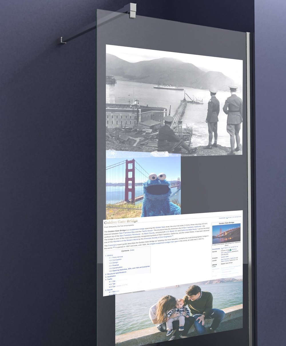 Material Interface Research