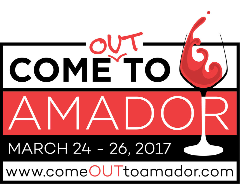 Come OUT to Amador - Capture Amador's personality in a weekend event