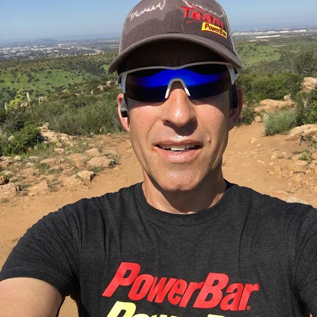 I think I've lost a little salt today.  Time to go home and refuel @powerbar #powerbar #powerbarteamelite #pbte