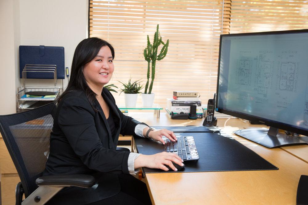 Virginia Chiu / Executive Assistant & Interior Design Manager