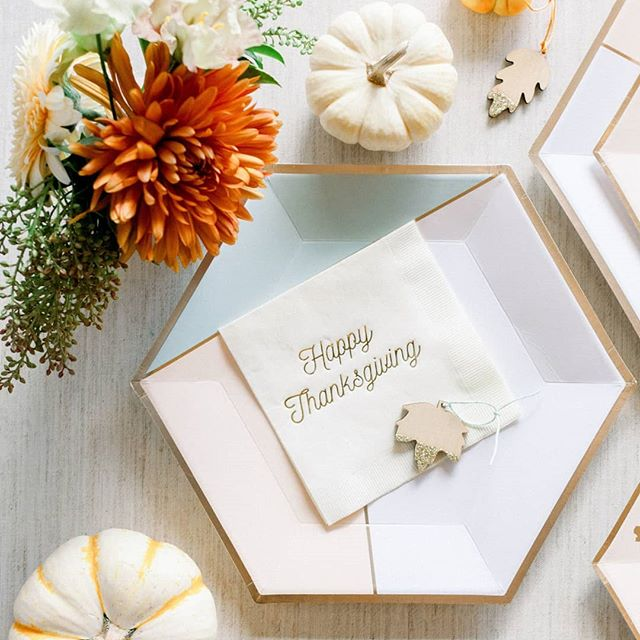 The cutest little Thanksgiving party is up today on @ministylemag! @tiffanyamberphotographywith the stunning shots😍 with@butfirstparty/@bonjourfete/ @josephinelosangeles/@the_hutch_oven/@harlowandgrey/@alexandnovakids/@goodmanfilmlab