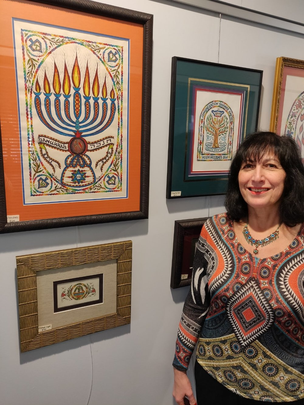 Jewish Art Exhibition